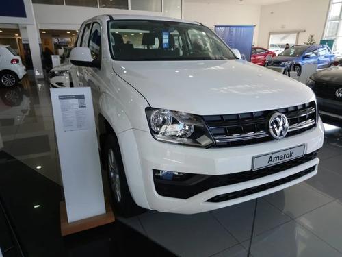 Volkswagen Amarok 2.0 Comfortline 4x2 At Fede Punta
