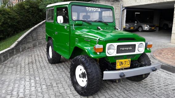 Toyota Fj40 Land Cruiser Campero