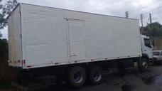 Mercedes-benz Mb Atego 1418 Baú 6x2 Truck
