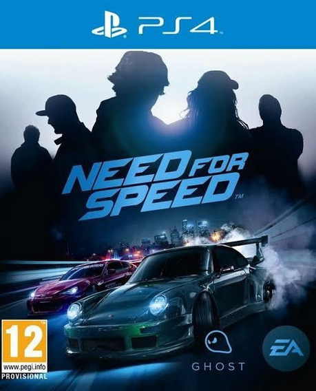 Jogo Need For Speed Playstation 4