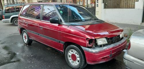 Mazda Mpv 3.0 Gnc 1992