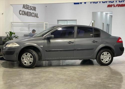 Renault Megane Ii Confort Plus 2008 Financio Hasta El 100%
