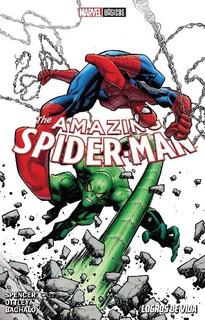The Amazing Spiderman Logros De Vida Sellado
