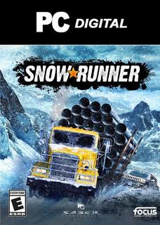 Snowrunner Pc Español / Edición Deluxe Digital