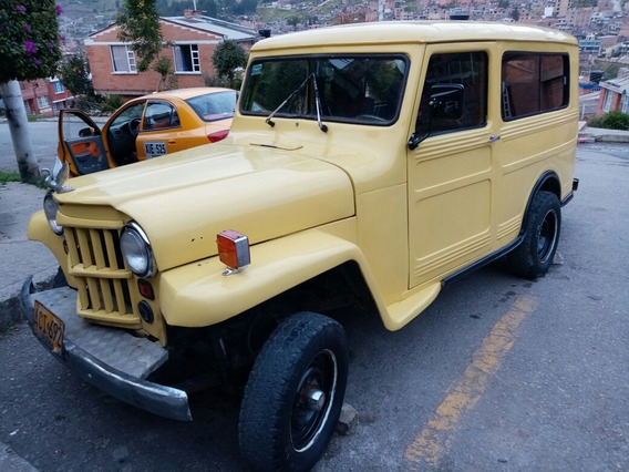 Willys Modelo 63 Wagon