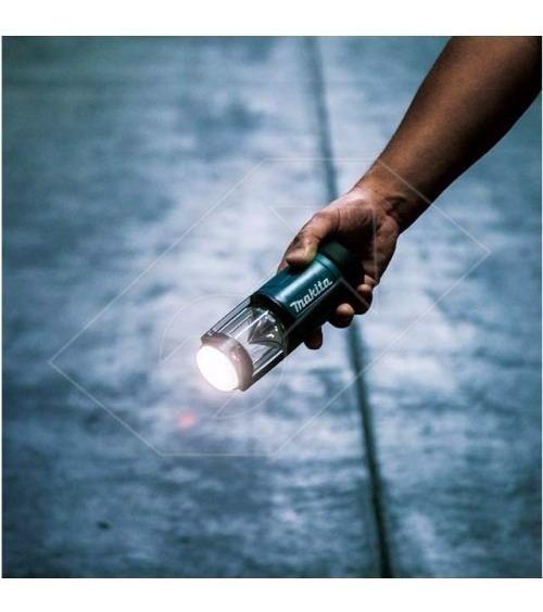 Lanterna A Bateria 12v Iluminação 360º - Ml102 - Makita