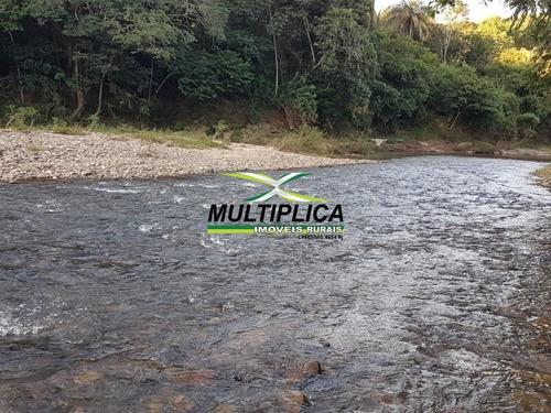 Imagem 1 de 9 de Fazenda Para Pecuária, 460 Hectares Em São Gonçalo Do Abaeté Mg - 386