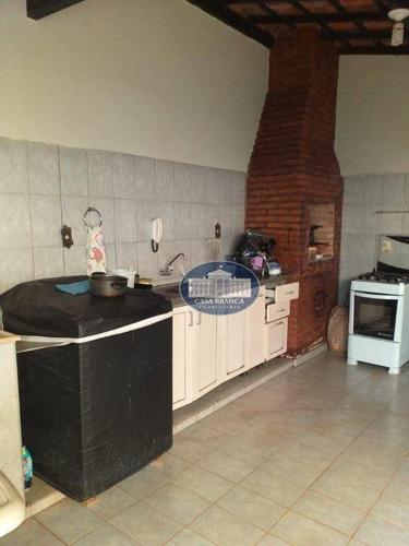 Imagem 1 de 11 de Casa Em Bairro Familiar - Ca1289