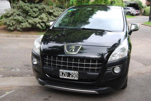 Peugeot 3008 1.6 Premium 2012