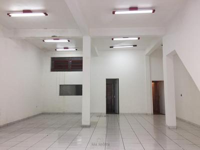 Salão Comercial No Centro De Taboão Da Serra - 1168-2