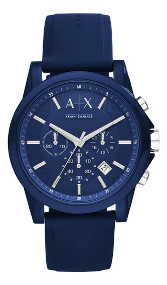 Reloj Armani Exchange Hombre Azul Ax1327