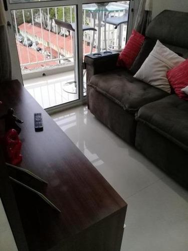 Imagem 1 de 18 de Apartamento Com 2 Dormitórios À Venda, 47 M² Por R$ 260.000,00 - Jardim Nove De Julho - São Paulo/sp - Ap2863