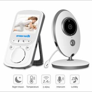Bebé Monitor Inalámbrico Video Cuidado Camara Wireless