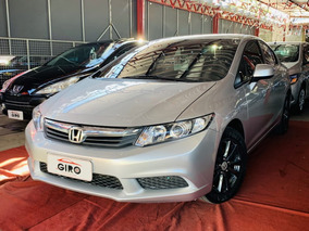 Honda Civic Lxs Flex 2013