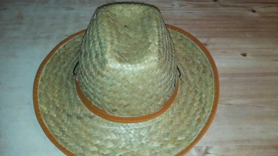 Sombrero Paja Para Hombre
