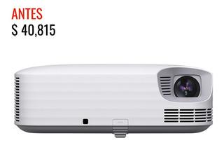 Proyector Casio Lampfree Xj-s400wn Superior