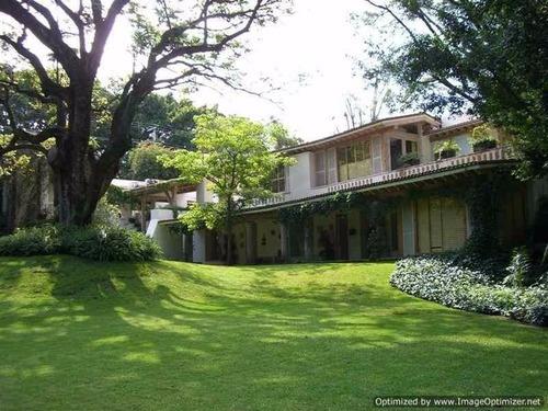 Casa Sola En La Pradera / Cuernavaca - Est-401-cs