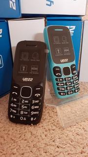 Teléfono Yezz C-21 Básico Dual (13 Verdes)