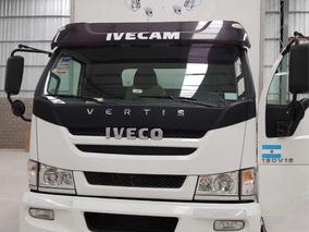 Iveco Vertis 130v18 Impecable 2015 Nuevo! Semi