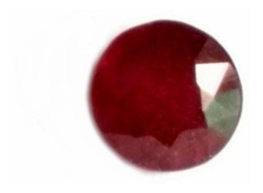 Rubi Natural De Madagascar/0.88 Cts(5.1mm)