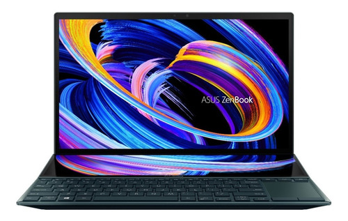 Portátil Asus Zenbook Duo 14 Ux482 Core I7 8gb Ram 512gb Ssd
