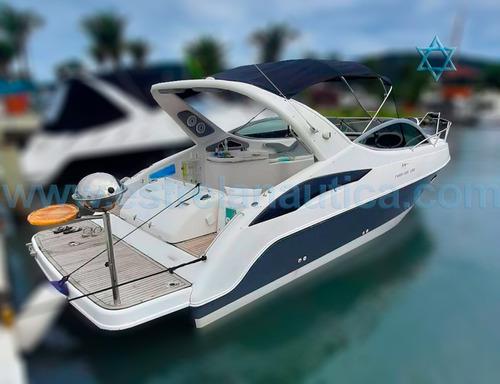 Lancha Phantom 290 Barco Iate N Ferretti Azimut Intermarine