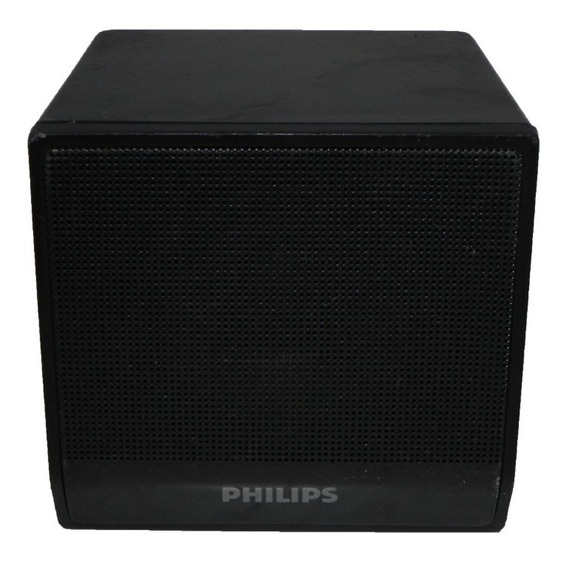 Caixa De Som Para Home Theater Philips Cs 3011e Ladoesquerdo