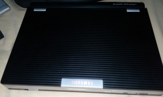 Reproductor Dvd Portatil Samsung Dvd L75/l70