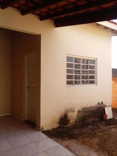 Casa Residencial À Venda, Parque Floresta, Campinas. - Ca0229