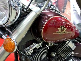 Muy Cuidada Vstar Yamaha Chopper 650cc