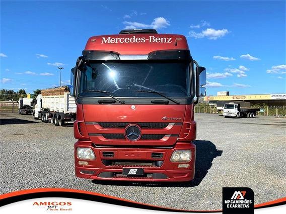 Cavalo Mecânico Mb Mercedes-benz Actros 2546