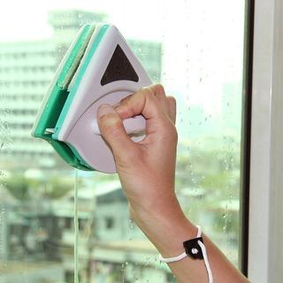 Limpiador Magnético Ventanas Vidrio Limpieza Accesorio Hogar