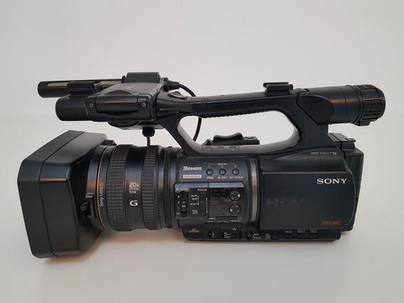 Filmadora Sony Hvr Z5 Com Gravador