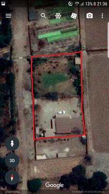 Casa De Campo Area 1820 M2 $ 135 M2