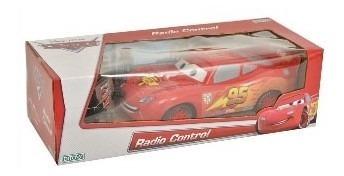 Cars Rayo Mcqueen Auto A Radio Control 22cm Original Ditoys