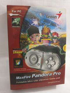 Gamepad Maxfire Pandora Pro Genius Para Pc 10 Botones Usb