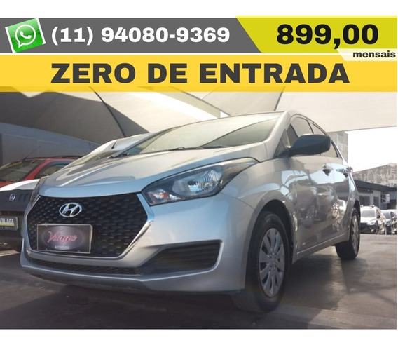 Hyundai Hb20 2018 2019 Sem Entrada