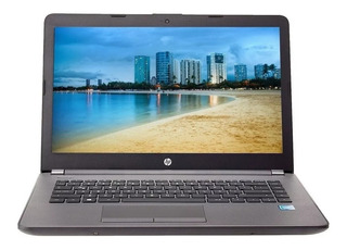 Notebook Hp 240 G7 Intel Dual Core 4gb Hd500 14 La Plata