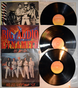 Frt Grátis Big Audio Dynamite This Is No10 Uppingst Phoenix
