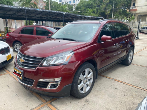Chevrolet Traverse 2016 3.6l Lt