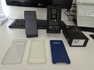 Samsung Galaxy S10 Plus 128gb Com 1 Mês De Uso