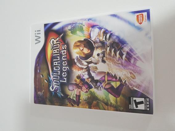Soulcalibur Legends - Nintendo Wii