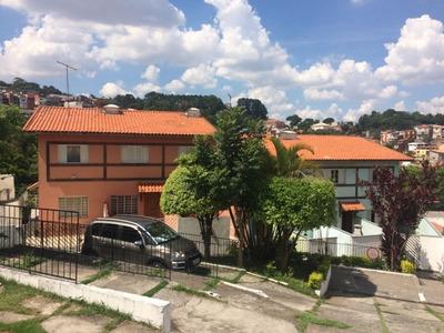 Sobrado Em Cidade Intercap, Taboão Da Serra/sp De 97m² 2 Quartos À Venda Por R$ 350.000,00 - So181385
