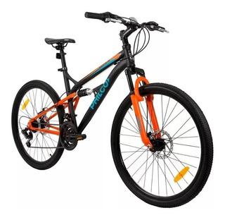Bicicleta Philco Mountain Bike Rodado 26 Suspensión Vertical