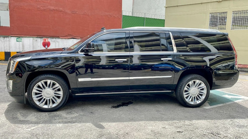 Imagen 1 de 15 de Cadillac Escalade Esv Platinum 2017