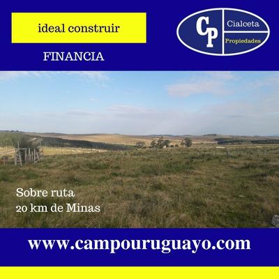 Chacra Ideal Construir, Se Financia !!!