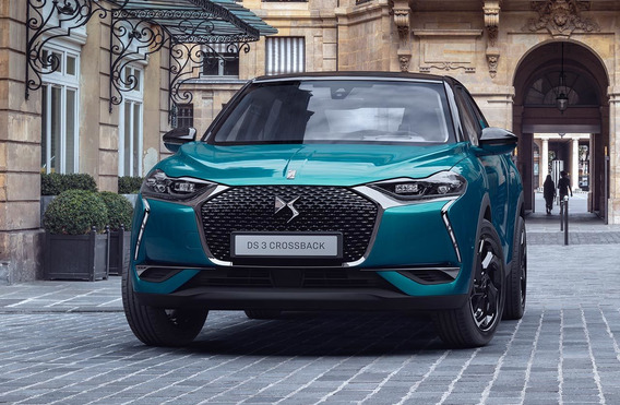 Ds3 Crossback Pure Tech Be Chic Super Oferta!! - Darc Autos