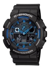 Relógio Casio Ga-100-1a2 G-shock Casio H.mundial Esportivo.