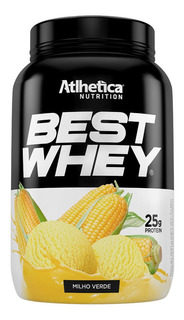Best Whey Protein - 900g - Atlhetica Nutrition + Com Nf-e