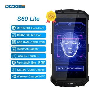 Doogee S60 Lite 32 Gb Rom 4 Gb Rom Promoção